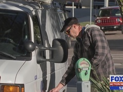 Action News Jax Investigates: JEA trucks parked at expired meters