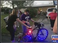 Neighbors come together to replace stolen bicycle
