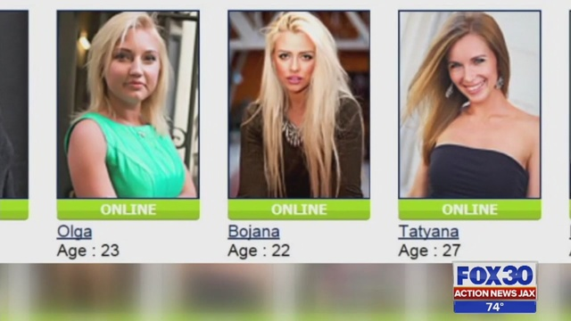 Online dating scams costing Floridians millions http   bit ly   Ljy N Action News Jax