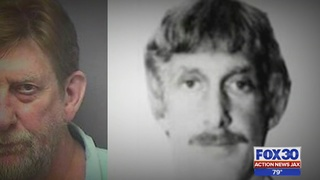 Jacksonville man caught by FBI after 40 years on the run