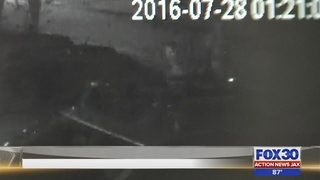 Thieves target Jacksonville