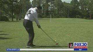 St. Augustine man still golfing at 100 years old