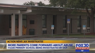 More parents come forward alleging abuse at Yulee Primary School