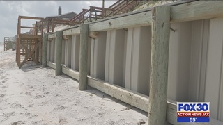 Vilano Beach to get sand if all homeowners agree to temporary easement