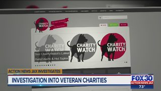 Action News Jax investigates charities that aid veterans