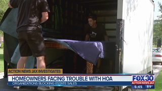 Homeowners facing trouble with HOA